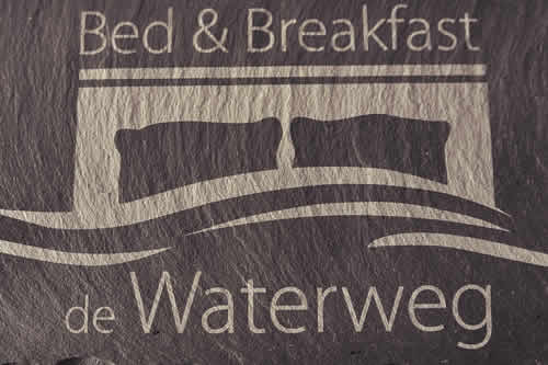 B&B de Waterweg